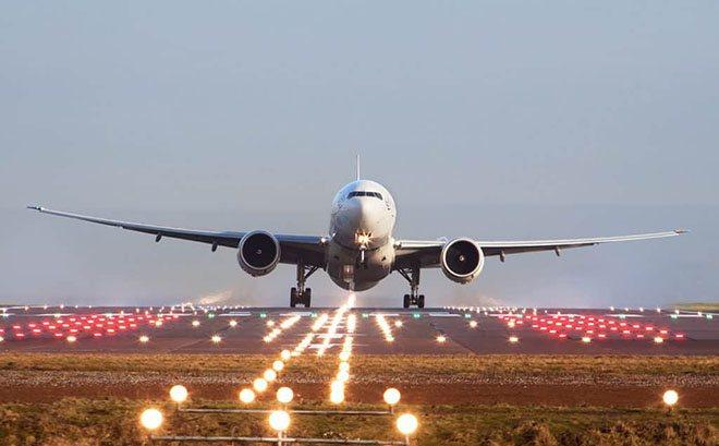 Скорость взлета типовых самолетов